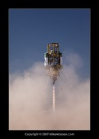 Masten Space Lunar Lander Challenge Flight 1