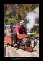 Chula Vista Live Steamers Fall 2010