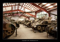 Millitary Vehicle Technology Foundation tank collection