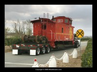 Moving a Caboose