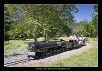 All Sacramento Valley Live Steamers events