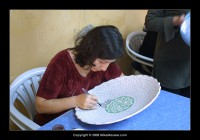 Pottery making in Selcuk