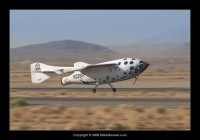 SpaceShipOne X-Prize Flight 1